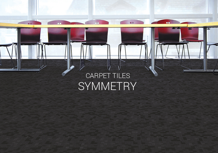 Carpet Tiles Symmetry